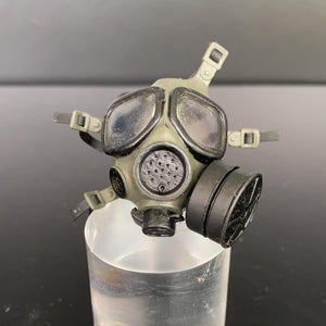 1/6 Dragon Action Figure Parts - 90' U.S. Army Gas Mask