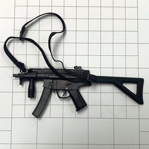 1/6 Dragon Action Figure Parts - MP5K