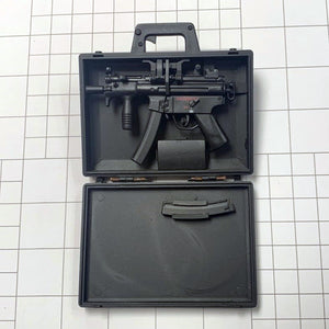 1/6 Dragon Action Figure Parts - MP5K with Case
