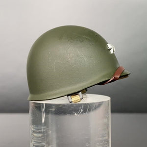 1/6 Dragon Action Figure Parts - Patton's Helmet