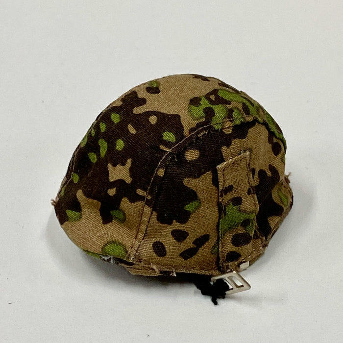 "1/6 Dragon Action Figure Parts - WWII German army SS-M35/40 Helmet, SS Camouflage Helmet Cover, ""Oakleaf"" pattern"