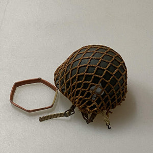 1/6 Dragon Action Figure Parts - WW2 U.S. Army Helmet 3