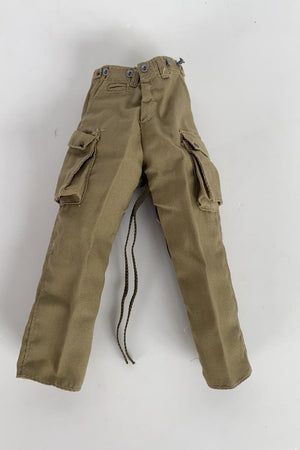 1/6 Dragon Action Figure Parts - U.S. Paratrooper Trousers 1943