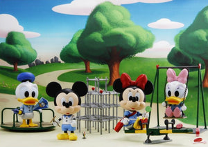 Disney Play Buddies Collection - Playground Series (Daisy) Playset
