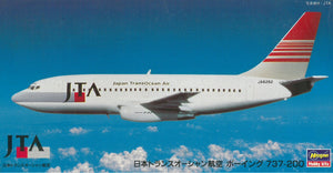 1/200 Japan TransOcean Air Boeing 737-200