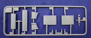 1/350 USS Los Angeles Class Flight III (688 Improved) Attack submarine