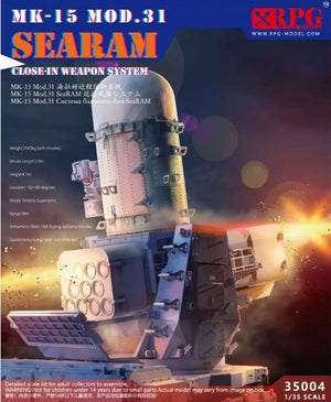 1/35 MK-15 Mod.31 SeaRAM Close-In Weapon System