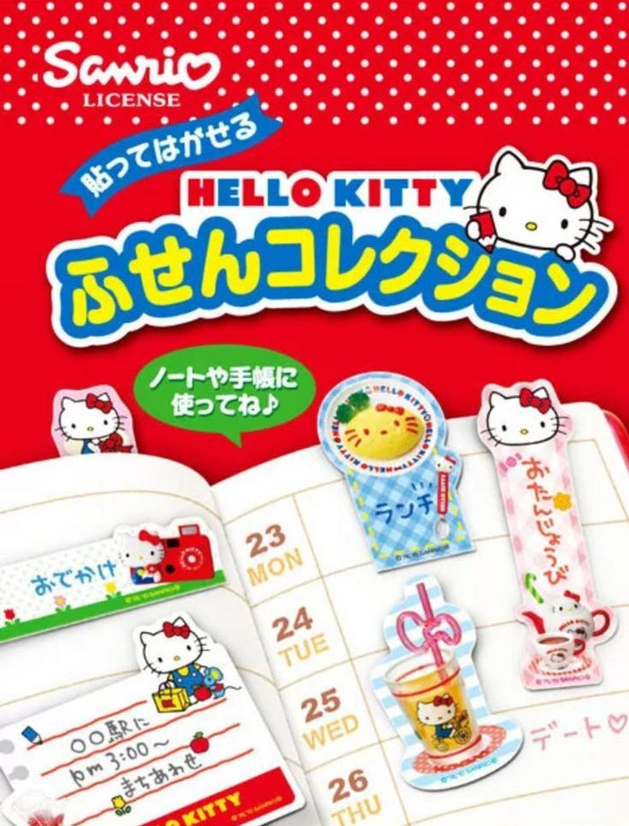Re-ment : Hello Kitty Sticky Collection Sticker Memo Pad