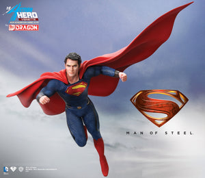 1/9 ACTION HERO VIGNETTE SUPERMAN