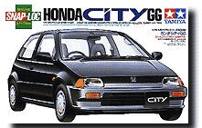 1/24 Honda City GG