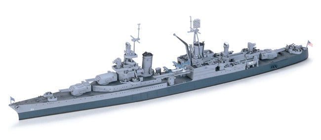 1/700 U.S. Heavy Cruiser Indianapolis