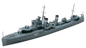 1/700 Royal Navy E Class WWII Destroyer