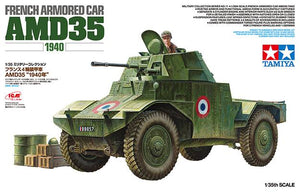 "1/35 French Armored Car AMD35 ""1940"""