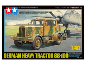 1/48 German Heavy Tractor SS-100