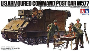 1/35 US Armoured Command Post Car M577