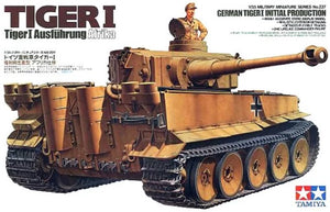 1/35 German Tiger I Initial Production
