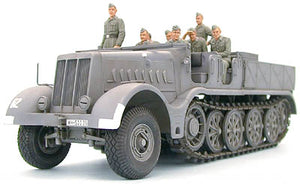 "1/35 German 18 Ton Heavy-Track ""FAMO"""