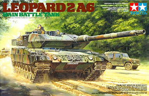 1/35 Leopard 2 A6 Main Battle Tank
