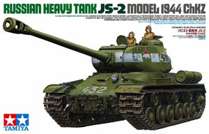 1/35 Russian Heavy Tank JS-2 Model 1944 ChKZ