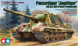1/35 German Heavy Tank Destroyer Jagdtiger Early Production