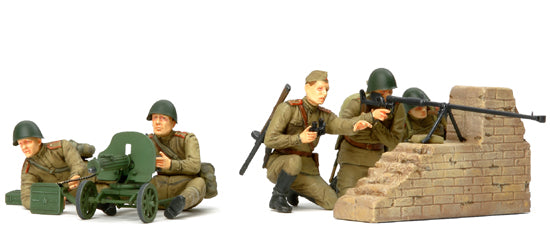 1/35 Russian Infantry Anti-Tank Team