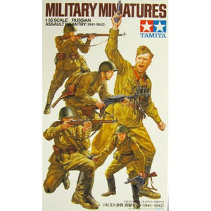 1/35 Russian Assault Infantry (1941-1942)