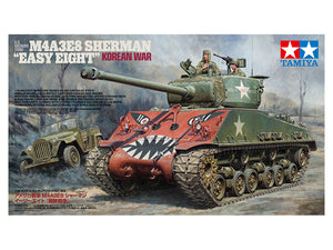 "1/35 M4A3E8 Sherman ""Easy Eight"" Korean War"