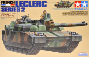 1/35 French Main Battle Tank Leclerc Series 2