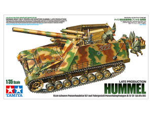 1/35 Hummel (Late Production)