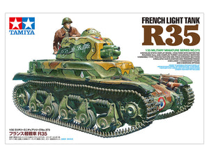 1/35 French Light Tank R35