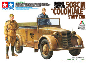 "1/35 508CM ""Coloniale"" Staff Car"