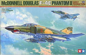 1/32 McDonnell Douglas F-4E Phantom II Early Prod