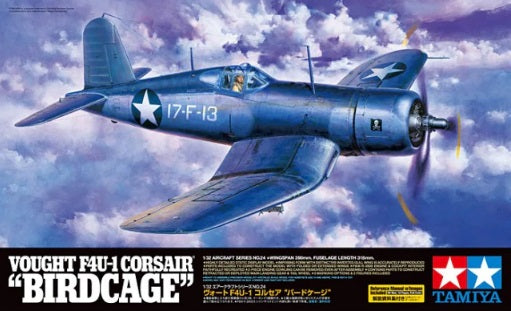 "1/32 Vought F4U-1 Corsair ""Birdcage"""