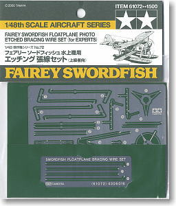 1/48 Swordfish Floatplane Wire