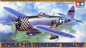 1/48 P-47D Thunderbolt Bubbletop