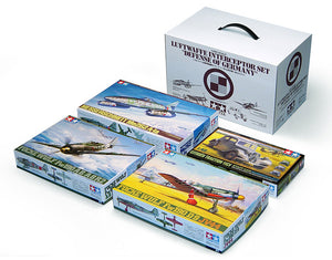 "1/48 Luftwaffe Interceptor Set ""Defense of Germany"""