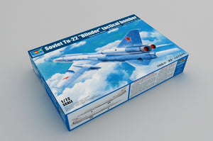 "1/72 Soviet Tu-22 ""Blinder"" tactical bomber"