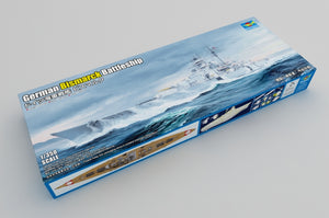 1/350 German Bismarck Battleship
