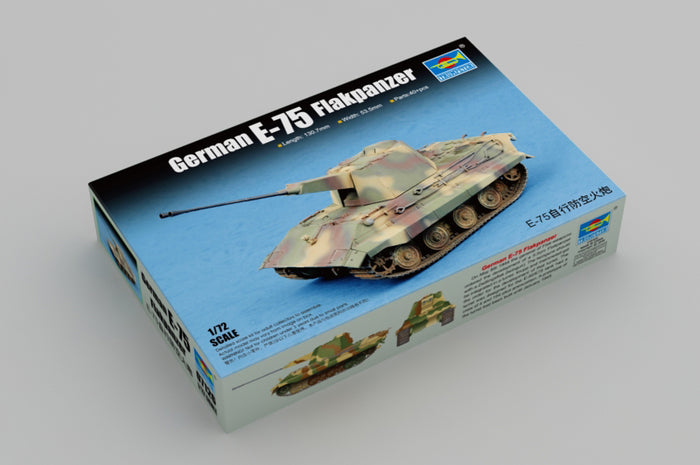 1/72 German E-75 Flakpanzer