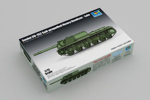 1/72 Soviet SU-152 Self-propelled Heavy Howitzer - Late
