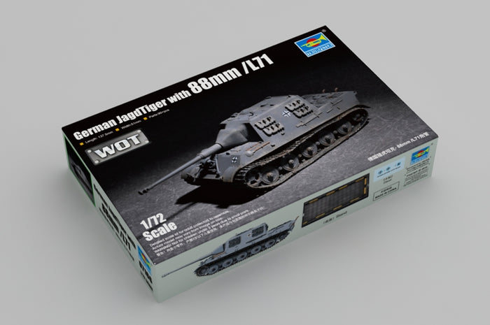 1/72 German JagdTiger with 88mm /L71