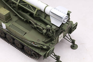 1/35 2P16 Launcher with Missile of 2k6 Luna (FROG-5)