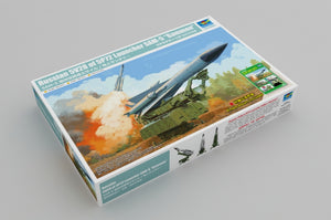"1/35 Russian 5V28 of 5P72 Launcher SAM-5 ""Gammon"""