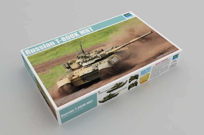 1/35 Russian T-80UK MBT