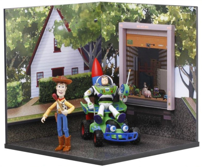 Toy Story - The Chase Playset
