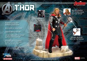 1/9 ACTION HERO VIGNETTE AVENGERS: AGE OF ULTRON THOR