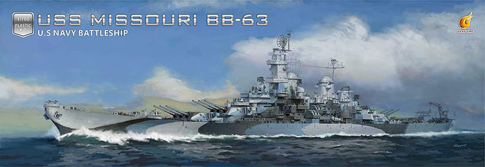 1/700 U.S. Navy Battleship USS Missouri BB-63