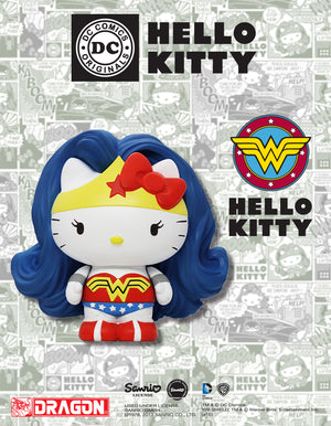Hello Kitty x DC Comics - Wonder Woman