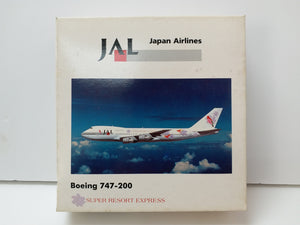1/500 747-200 JAL Super Resort Express
