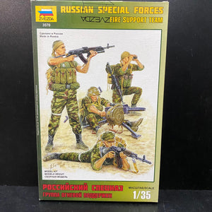 1/35 Russian Special Forces Fire Support Team